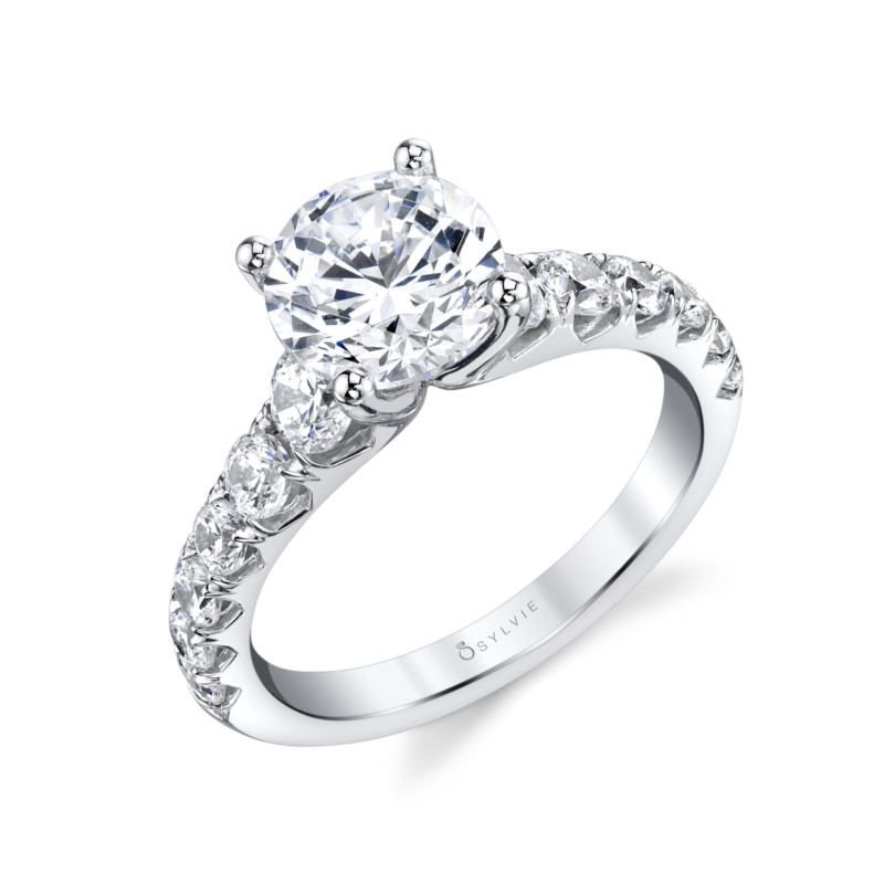 Engagement Ring by Sylvie
