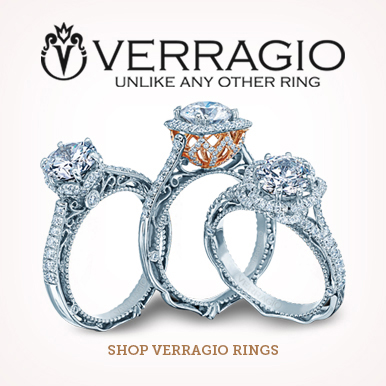 Shop Verragio engagement rings at Barnes Jewelers
